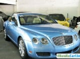 Photo Bentley Continental Automatic 2007