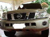 Photo Nissan patrol super safari Auto