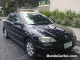 Photo Opel Astra Automatic 2004