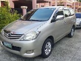 Photo Toyota innova e 2011mdl