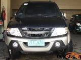 Photo Isuzu Crosswind 2008