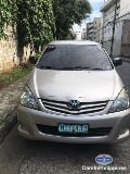 Photo Toyota Innova Manual 2010