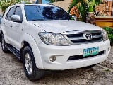 Photo Toyota Fortuner 2. 5 G D4D