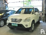 Photo Used 2005 Honda Cr-v, Gasoline, Pasig City