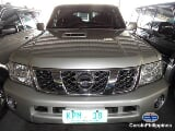 Photo Nissan Patrol Automatic