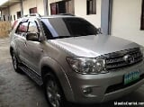 Photo Toyota Fortuner Automatic 2008