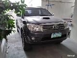Photo Toyota fortuner 2010