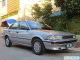 Photo Toyota Corolla 1989