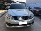 Photo 2012 Toyota Fortuner 3.0 4x4 V Auto