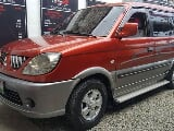 Photo Mitsubishi adventure 2004 model gls sport