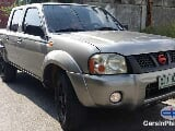 Photo Nissan Frontier Manual 2003