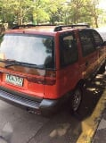 Photo Mitsubishi Space Wagon 1992 MT Orange For Sale