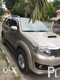 Photo Fortuner automatic 2012 model