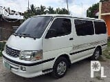 Photo For sale 2002 toyota hiace van local