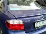 Photo Toyota Vios E 2004 MT for sale