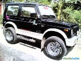 Photo Suzuki Jimny Manual 1987