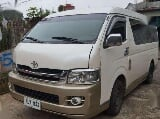 Photo Toyota Hiace Gl Grandia 2007 MT White For Sale