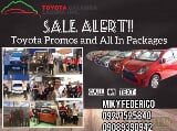 Photo Toyota Promo in Calamba Laguna