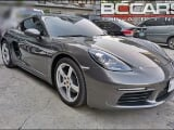 Photo Porsche 718 Cayman 3t Kms only Auto