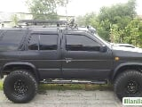 Photo Nissan Terrano Manual 2000