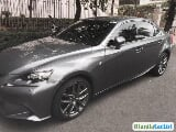 Photo Lexus IS Automatic 2013
