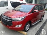 Photo 89k Lowest DP 2016 Toyota Innova