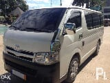 Photo Hiace Commuter 2011 model
