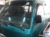 Photo Nissan Urvan Manual