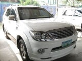 Photo 2008 toyota fortuner g