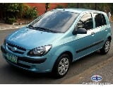 Photo Hyundai Getz Manual 2009