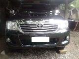 Photo 2012 Toyota Hilux 4x4 (AT) for sale