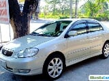 Photo Toyota Corolla Automatic 2003