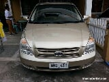 Photo Kia Carnival Automatic 2009