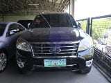 Photo 2012 Ford Everest XLT (4X2) AT