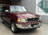 Photo 1998 Ford Expedition 4x4 AT Red SUV For Sale