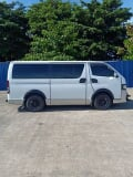 Photo Toyota Hiace 3.0, 16 seaters Commuter Van Manual