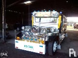 Photo Isuzu jeepney like brand new
