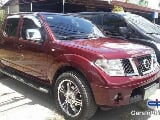 Photo Nissan Navara Automatic 2010