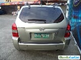 Photo Hyundai Tucson Manual 2007