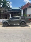 Photo Mitsubishi Strada Triton Manual