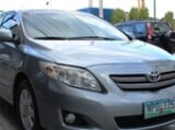 Photo Toyota Corolla 2009