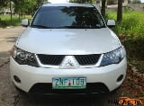 Photo Mitsubishi Outlander 2008