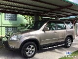 Photo Honda CR-V Manual 2005