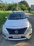 Photo Nissan Almera 2017, Automatic