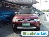 Photo Mitsubishi Montero Sport Manual 2015
