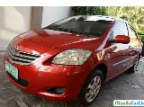 Photo Toyota Vios Automatic 2011
