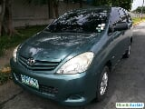 Photo Toyota Innova Manual 2011