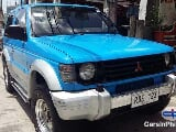 Photo Mitsubishi Pajero Automatic