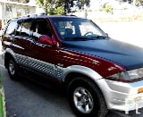 Photo Ssangyong MB Musso? Antipolo City