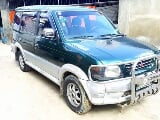 Photo Mitsubishi adventure 2000 Model